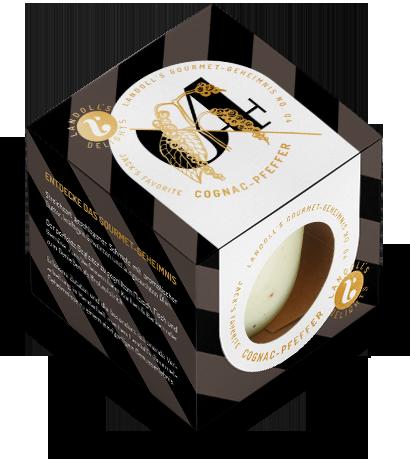 Landolls Gourmetgeheimnis Nr.4 - Cognac-Pfeffer
