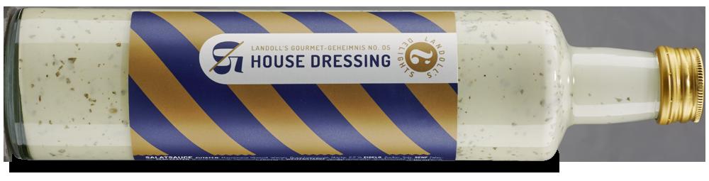 Landolls Gourmetgeheimnis Nr.5 - House Dressing
